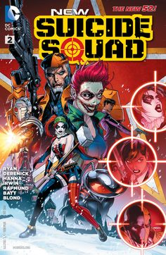 Suicide Squad Volume One Issue 2