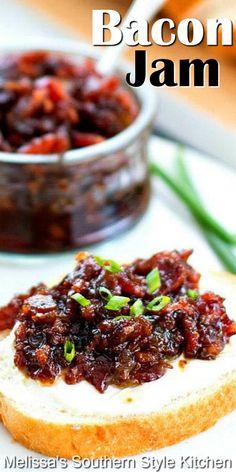 Jelly Recipes, Bacon Recipes, Jam Recipes, Canning Recipes, Family Recipes, Tapas, Bacon Jam, Jam And Jelly, Barbecue