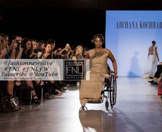 What a great show last night Adriana Lima Carmen Steffens Madeline Stuart Bello Sanchez #NYFW #FNLFW #Fashion