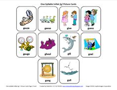 G Sound, Picture Cards, Speech Therapy, Initials, Comics, Words, School, Free, Image