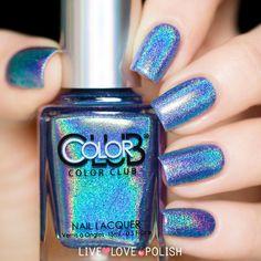 Color Club Crystal Baller   Live Love Polish