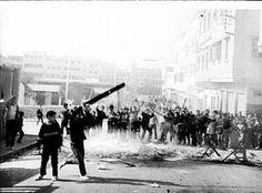 Le soulèvement du 23 Mars 1965 de Casablanca