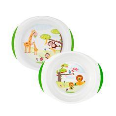 Conjunto de pratos 12m+ | A Papa | Site oficial chicco.pt