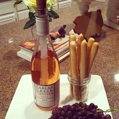 What is your favorite snack to enjoy with wine? #Corkcicle (Photo by @littlebrowngirladventures)