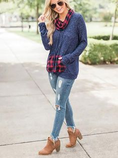 48e0fe6f88 Find an casual & fashionable collection of women's sweaters and shirts at  visualdress.com.