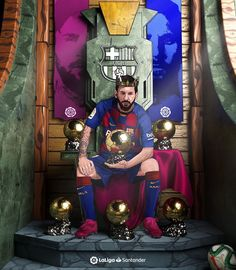 65 New ideas king skull tattoo awesome Messi Fans, Messi And Neymar, Messi 10, Lionel Messi Barcelona, Barcelona Team, Ballon D'or, Messi And Ronaldo Wallpaper, Messi Poster, Football Messi