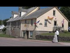 Small village with lots of history. This video was made by the staff of the Keillor House Museum for CTV Atlantic's My New-Brunswick Minute contest. Textile Museum, Old Stone, New Brunswick, Shed, Outdoor Structures, Vacation, Building, Outdoor Decor, Roots
