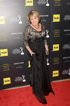 Judge Gunn arrives at The 39th Annual Daytime Emmy Awards at The Beverly Hilton Hotel in Beverly Hills, Calif. on June 23, 2012