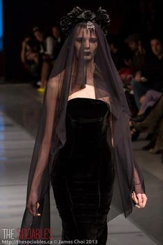 EVAN CLAYTON fashion creates a visually theatrical experience for every client Goth, Dress Up, Fall, Collection, Style, Fashion, Gothic, Autumn, Swag