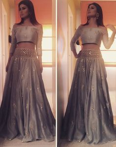Payal Singhal - off the shoulder