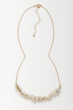 Moonstone Necklace - anthropologie.eu