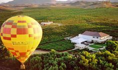 "It all started with a trip to Wilson Creek Vineyards in Temecula and ended with a hot air ballon ride.  Three years later I still love and buy their almond ""champagne""."