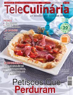 TeleCulinária 1821 - 3 de Março 2014  www.teleculinaria.pt