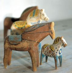 Dalahästen - från leksak till nationalsymbol - Antikvärlden