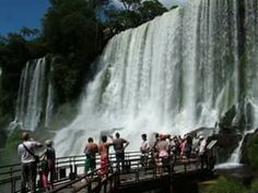 Es Argentina Niagara Falls, Waterfall, Nature, Travel, Outdoor, Google, Places To Visit, Naturaleza, Scenery