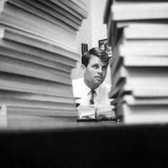 Oh, come on. We Kennedys eat Rockefellers for breakfast. —RFK, 1965