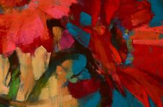 Evenhaus(23) Facebook Pastel Flowers, Abstract Flowers, Abstract Art, Pastel Artwork, Pastel Paintings, Pastel Landscape, Organic Art, Impressionist Art, Still Life Art