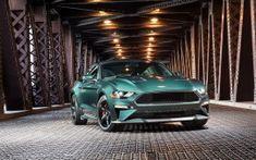WALLPAPERS HD: Ford Mustang Bullitt