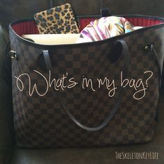 Adventures | What's in my bag?