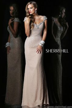 Sherri Hill 1541 at CBs Limited