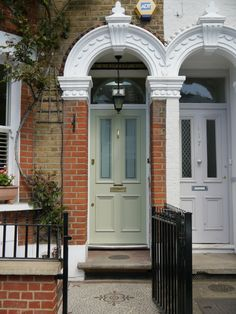 london victorian terraced house exterior - Google Search