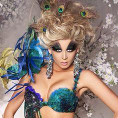 Peacock Princess #beauty