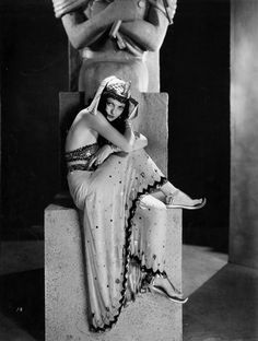 Zita Johann from 1932's The Mummy with Boris Karloff. Anank-su-amun is awesome in this version. She ends up sacrificing herself so that her reincarnation has a chance to live.