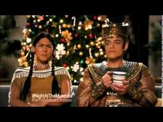 Night at the Museum: Secret of the Tomb TV Promo - Ahkmenrah, Sacajawea ...