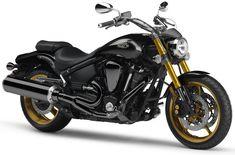 Yamaha Star Midnight Warrior #motorcycles