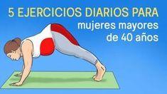 ¡Las mujeres después de los 40 deben realizar estos 5 ejercicios todos los días! - SALUDYHOGAR