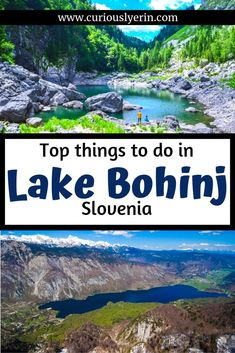 In this post, you will find the best things to do in Bohinj. Make sure you add Lake Bohinj to your Slovenian itinerary and include these must-do activities. Cool Places To Visit, Places To Travel, Travel Destinations, Slovenia Travel, Visit Slovenia, Europe Travel Guide, Budget Travel, Asia Travel, Travel Guides