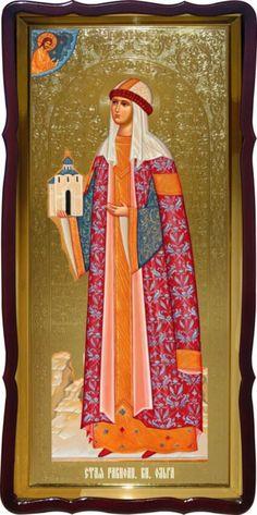 Icon of St Olga