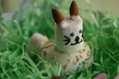 Easter Puff Bunnies