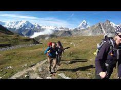 Wanderung auf's Mettelhorn ob Zermatt