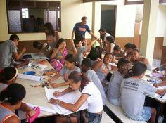 REGIÃO DOS LAGOS - IGUABA GRANDE - EDUCAÇÃO JORNAL O RESUMO: Aluna virou diretora da escola em Iguaba