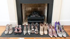 Tabitha Simmons`s shoes, Various Designers