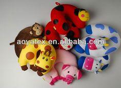 animal shape travel neck pillow