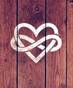 love, heart, and infinity-bild