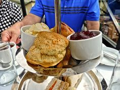 Of Golden Roses: Afternoon Tea