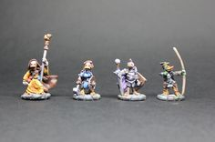 It's time to feature another competitor in the Cleric, Fighter, Wizard, Rogue Miniature Painting Tourney. Today's Ensemble Shot is just ducky and is submitted by, Star Hat Miniatures from New Zealand! You can find them here: http://starhat.blogspot.ca/ Make sure you vote during AetherCon all weekend long to have your say on who is the best. The more you vote, the more chances you have to win! www.aethercon.com