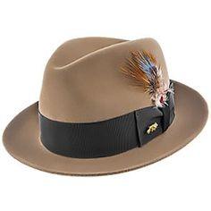 Lowest Price on Jet 707 - Dobbs Fur Felt Fedora Hat - Summer Accessories, Fashion Accessories, Stylish Hats, Classy Men, Dress Hats, Mens Caps, Fedora Hat, Summer Hats, Headgear