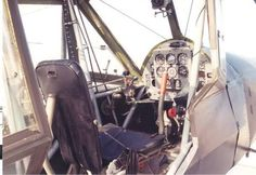 Fieseler storch cockpit - Google Search