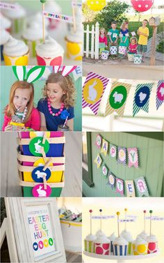 Free Printable Easter Egg Hunt Designs | The TomKat Studio for HGTV Easter Subday, Hoppy Easter, Easter Party, Easter Crafts, Crafts For Kids, Easter Ideas, Holiday Activities, Egg Hunt, Spring Crafts
