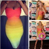 2014 new arrival high quality Vestidos de fiesta kim kardashian dress HL celebrity dresses evening dresses