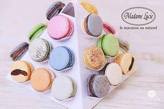 Vineri, 20 martie sarbatorim Ziua Mondiala a Macaronului. Asa ca va pregatim un macaron cu un gust special made by Macarons Madame Lucie - Bucuresti! #macarons #madamelucie