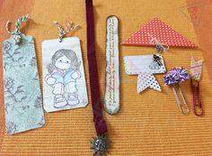August 2016 Swap - Indian Craft Room