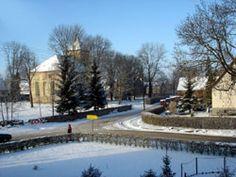 Germany, Frankfurt (Oder) OT -Hohenwalde im Winter
