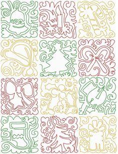 Sashiko Designs Iii Julia Needles Embroidery Designs Embroidery