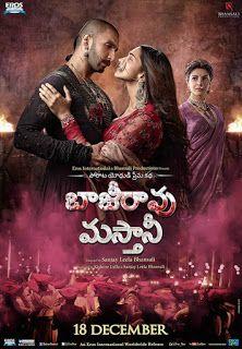Bajirao Mastani 2015 Telugu Movies Download 300MB
