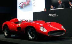 57 Ferrari 335s spyder